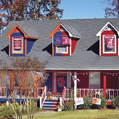 Iron Bowl House Divided